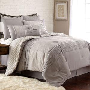 Camila Queen Eight-Piece Comforter Set