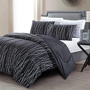 Jake Queen Six-Piece Comforter Set