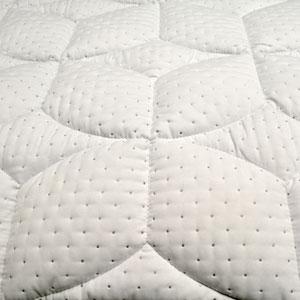 Pin Dot Full Mattress Pad