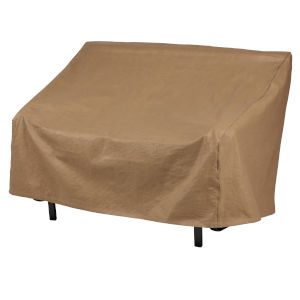 Essential Latte 51-Inch Bench Cover