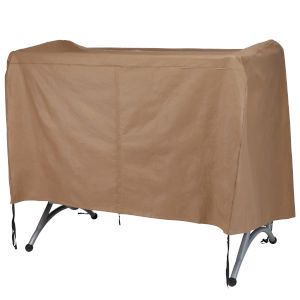 Essential Latte 90-Inch Canopy Swing Cover