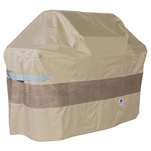 Elegant Swiss Coffee 67 In. Grill Cover