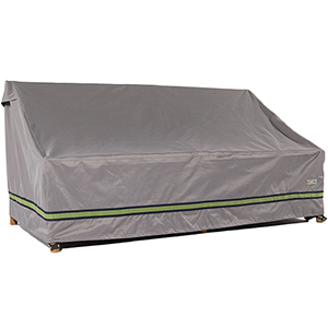 Soteria Grey RainProof 87 In. Patio Sofa Cover