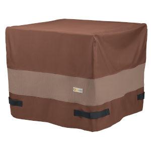 Ultimate Mocha Cappuccino 32-Inch Square Air Conditioner Cover