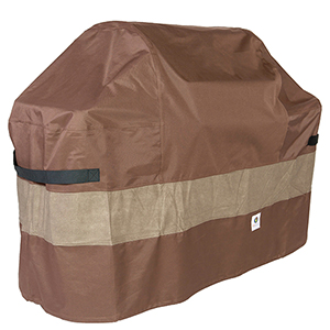 Ultimate Mocha Cappuccino 61 In. Grill Cover
