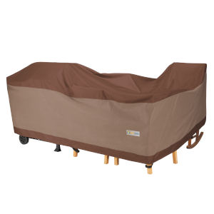 Ultimate Mocha Cappuccino 100-Inch General Purpose Furniture Cover