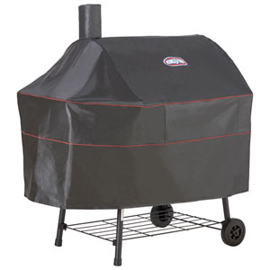 Kingsford Black Barrel Grill Cover