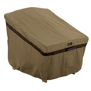 Eucalyptus Oak Heavy-Duty Adirondack Chair Cover