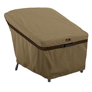 Eucalyptus Oak Heavy-Duty Patio Lounge Club Chair Cover