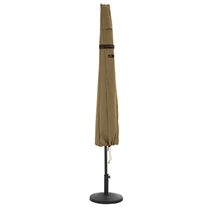 Eucalyptus Oak Heavy-Duty Patio Umbrella Cover