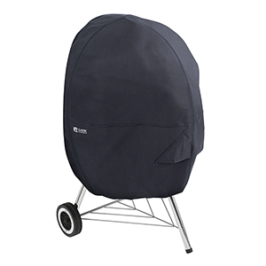 Poplar Black Patio Kettle Grill Cover