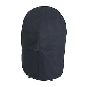 Poplar Black Round Smoker Cover