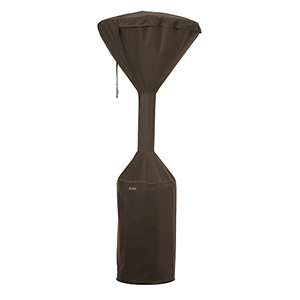 Birch Dark Cocoa RainProof Stand-Up Patio Heater Cover