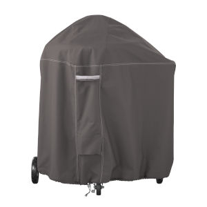 Maple Dark Taupe BBQ Grill Cover for Weber Summit