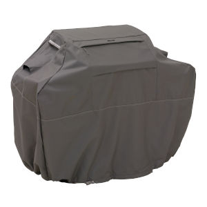 Maple Dark Taupe 44-Inch BBQ Grill Cover