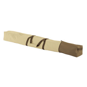 Ash Beige and Brown Patio Umbrella Storage and Carrying Bag