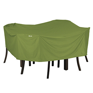 SODO Plus Herb Garden Square Patio Table and Chair Set Cover- Medium