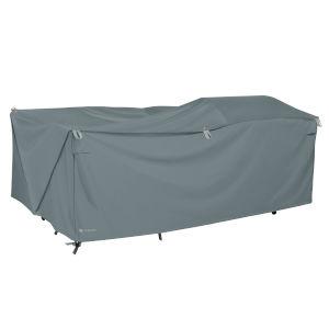 Poplar Monument Grey Easy Fold Patio Furniture Cover