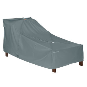 Poplar Monument Grey Patio Day Chaise Cover