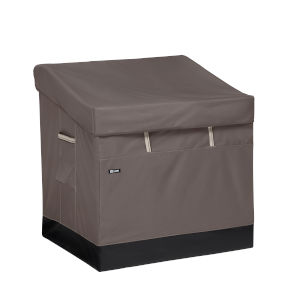 Maple Dark Taupe 85 Gallon Deck Box