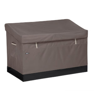 Maple Dark Taupe 133 Gallon Deck Box