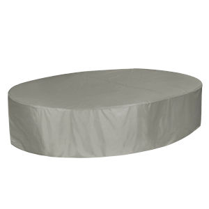 Maple Grey Rectangle Table and Chair Cover