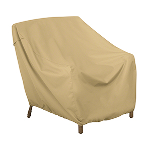 Palm Sand Patio Lounge Chair Cover