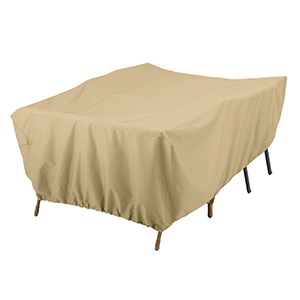 Palm Sand Conversation Set General Purpose Patio Furniture Cover