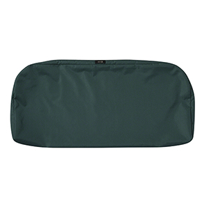 Ravenna Mallard Green 41-Inch x 18-Inch Patio Bench Settee Cushion Slip Cover