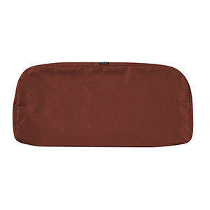 Maple Spice 41 In. x 18 In. Patio Bench Settee Cushion Slip Cover