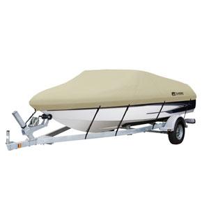Dry Guard Boat Cover Tan - Model C
