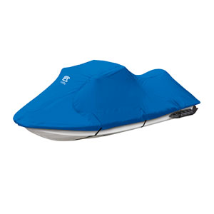 Stellex Personal Watercraft Cover Blue - Large