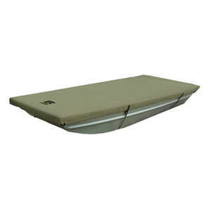 Jon Boat Cover Olive - 12Ft to 14Ft