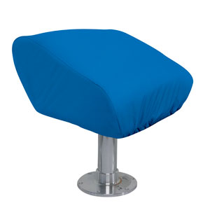 Stellex Boat Folding Seat Cover Blue - 1 Size