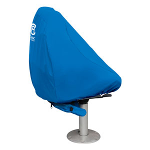 Stellex Always Ready Boat Seat Cover Blue - 1 Size