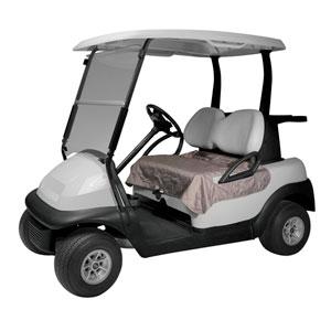 Cypress Houndstooth Golf Car Seat Blanket