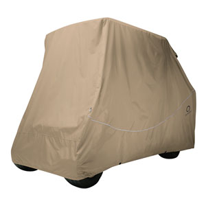 Cypress Quick-Fit Golf Cart Storage Cover