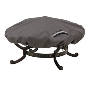 Fire Pit Cover Taupe - Small