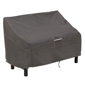 Patio Bench Cover Taupe - 1 Size