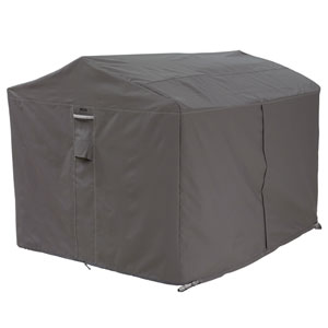 Maple Taupe One-Size Canopy Swing Cover