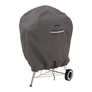 Kettle Bbq Cover Taupe - 1 Size