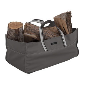 Maple Taupe One-Size Jumbo Log Carrier
