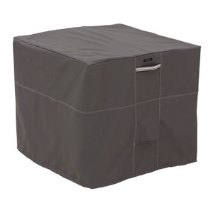Air Conditioner Cover Square Taupe - Square