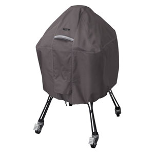 Maple Taupe X-Large Ceramic Grill Cover