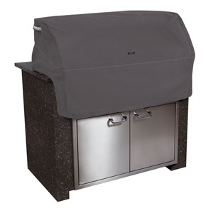 Maple Taupe Large Built in Grill Top Cover