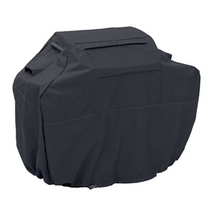 Bbq Grill Cover Black- S/M
