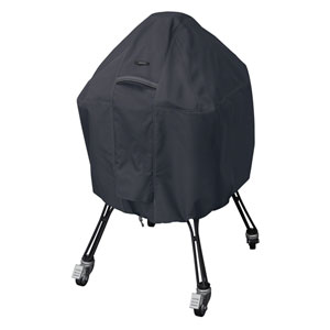 Kamado Ceramic Grill Cover Black- Large
