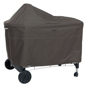 Maple Taupe One-Size Grill Cover