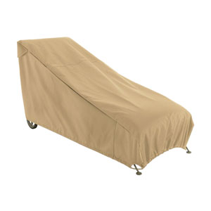 Palm Sand Patio Chaise Cover