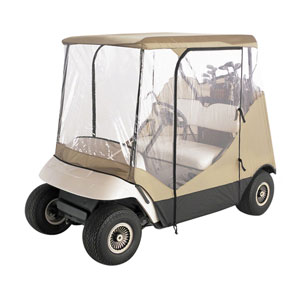Cypress Travel 4-Sided Golf Car Enclosure
